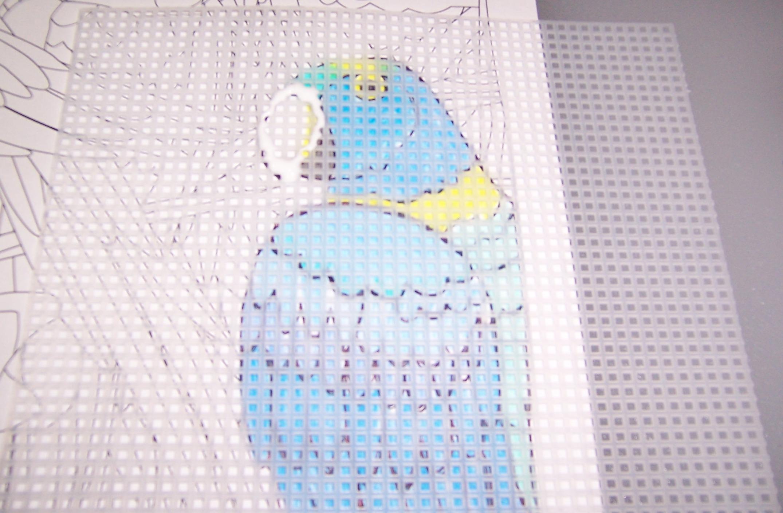 Plastic Canvas and Sequins Create Wonderful Results!   KraftyKatsBlog