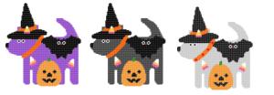bat DOG halloween