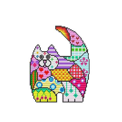patchwork cat 500 s